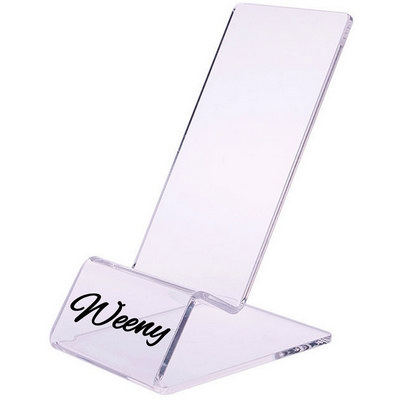 Clear Mount Holder Display Stand