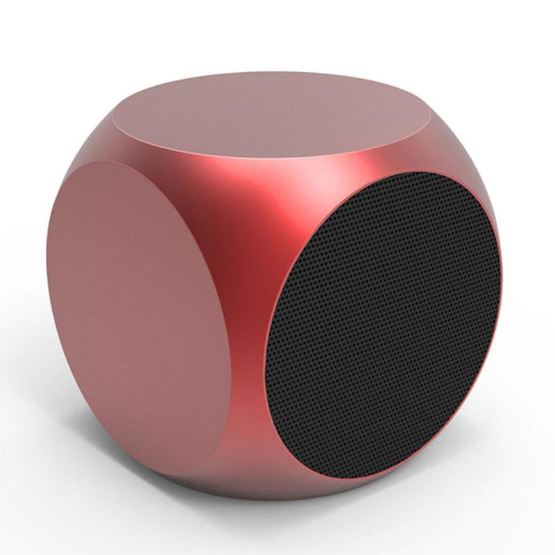 Dice Shaped Mini Bluetooth Wireless Speaker