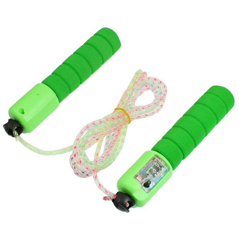 Slip Grip Exercise Counter Jump Rope
