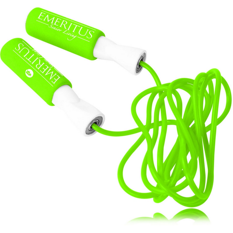 Skipping Rope With Ball Bearing