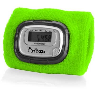 Wristband With Digital Pedometer