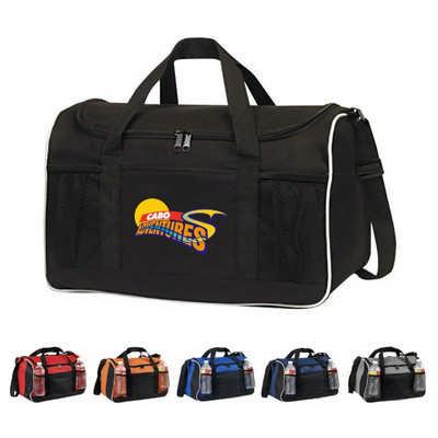600D Poly Sports Duffle Bag