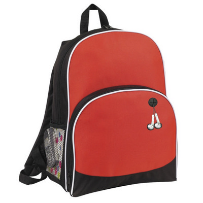 600D Poly New Backpack