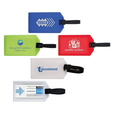 Business Card Luggage Tag - (printed with 1 colour(s)) OCC26_OC