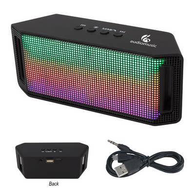 OCTECH08 Illuminating Speaker