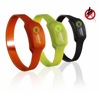 SIWB33 Insect Repellant Silicon Wristband