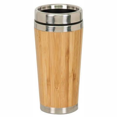 SPBD21 Bamboo Travel Mug