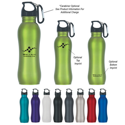 STAD5886 740ml Stainless Steel Grip Bottle