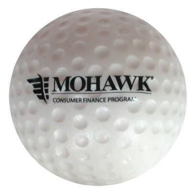 STRS06 Golf Ball Stress Shape