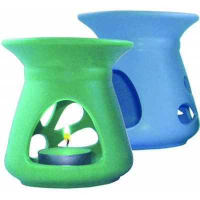 TEAL01 Ceramic Tea Light