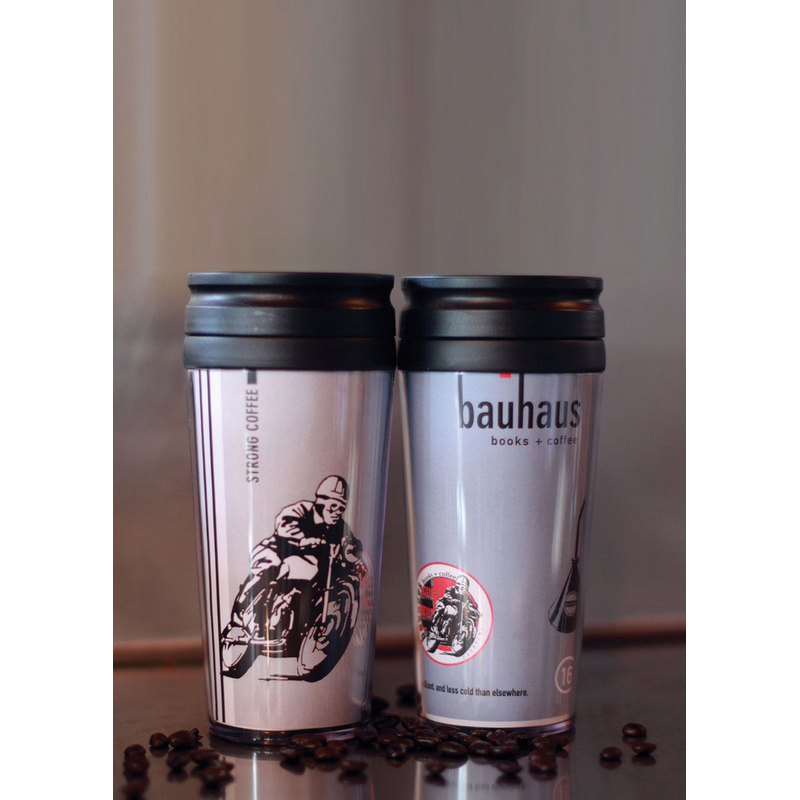 TRAD14 Travel Mug With Paper Insert