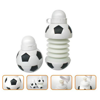 SPBD19 Soccer Ball Water Bottle