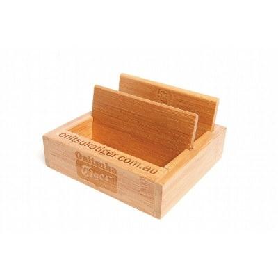 LIFE19 Wooden Business Card Holder
