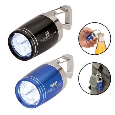 Brillante Clip Light  Bottle Opener