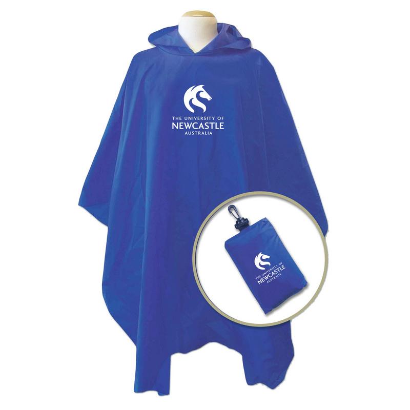 POSE02 Premium Poncho