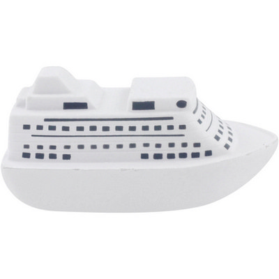 STRS101 Ferry shape stress toy