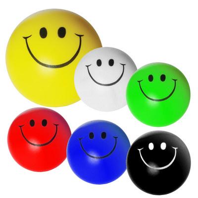 STRS16 Smiley Face Stress Shape
