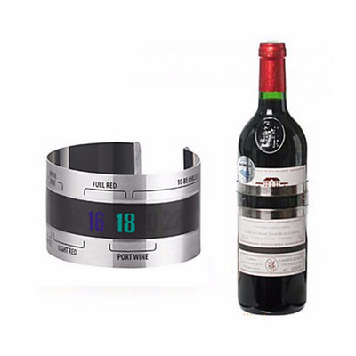 LIFE46 Wine Bottle Thermo