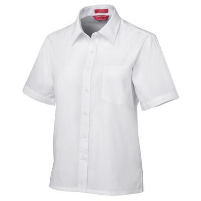 JBs Ladies LS Original Poplin Shirt 8-20
