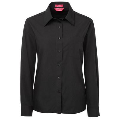 JBs Ladies LS Original Poplin Shirt