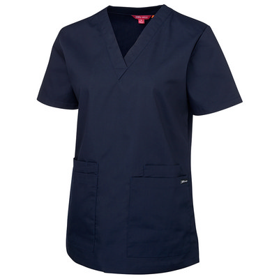 JB`S LADIES SCRUBS TOP