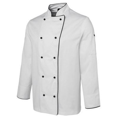 JBs LS Chefs Jacket
