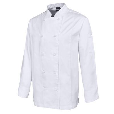 JBs LS Vented Chefs Jacket