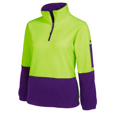 JB`s Hv Ladies 1/2 Zip Polar