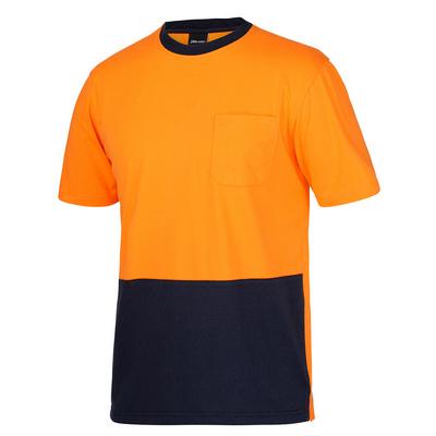 JBs Hv Crew Neck Cotton T-Shirt