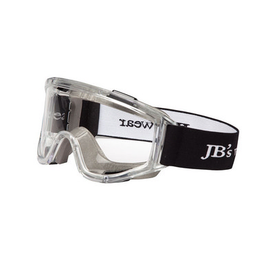 JBs Premium Goggle (12Pk) Antifog Clear
