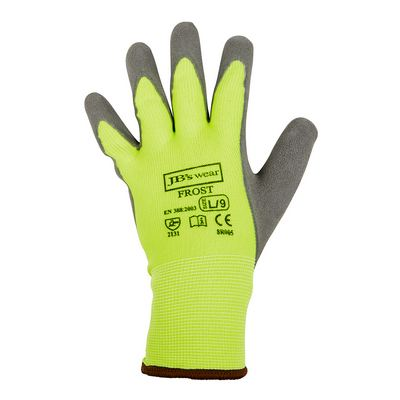 JB`s Frost Glove Lime/Grey