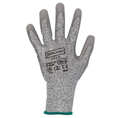 JB`S PU BREATHABLE CUT 3 GLOVE (12 PK) - S - 07
