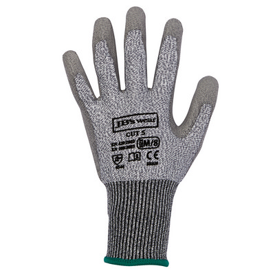 JB`S PU BREATHABLE CUT 5 GLOVE (12 PK) - S - 07