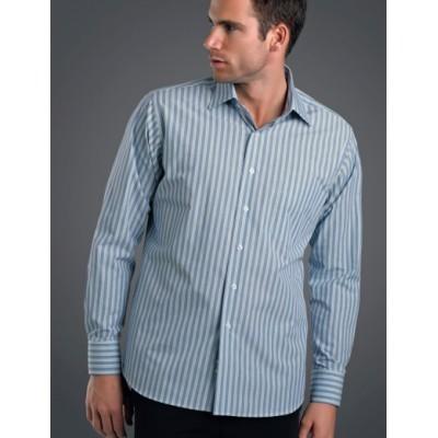 Fashion Stripe Mens Business Shirt