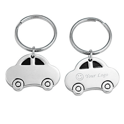 Car Shape Key Ring