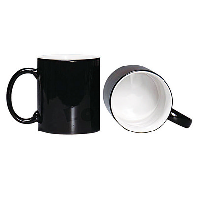 Ceramic Heat Sensitive Mug  11 Oz (Printed With Full Colour(S))
