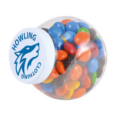 M&M s in Container