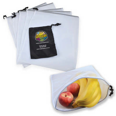 Harvest Produce Bags in Pou
