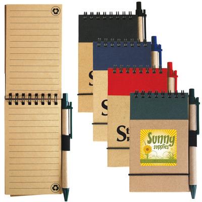 Tradie Cardboard Notebook w