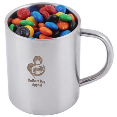 M&M s in Java Mug