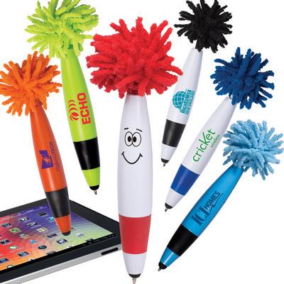 Mop Top Junior Ballpoint Pen  Stylus