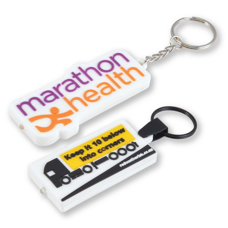 Soho Keytag Torch - (printed with 4 colour(s)) LN0086_LLNZ