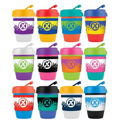 Kick Coffee Cup  Silicone B
