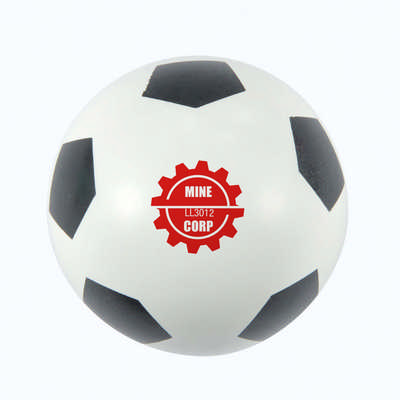 Hi Bounce Soccer Ball - (printed with 1 colour(s)) LL3012_LLPRINT
