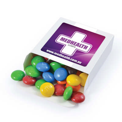 M&M s in 50 Gram Box  (LL33018_LLPRINT)