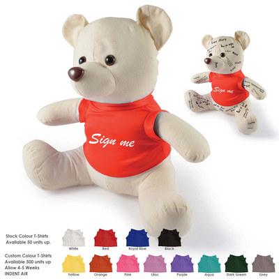 The Original Signature Calico Bear (LL5759_LLPRINT)