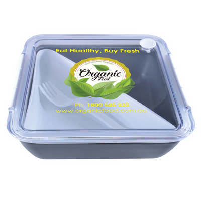 Zest Lunch Box  Food Container (LL6185_LLPRINT)