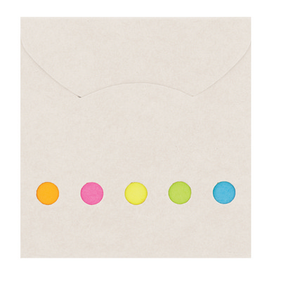 Sticky NoteFlag Set - White
