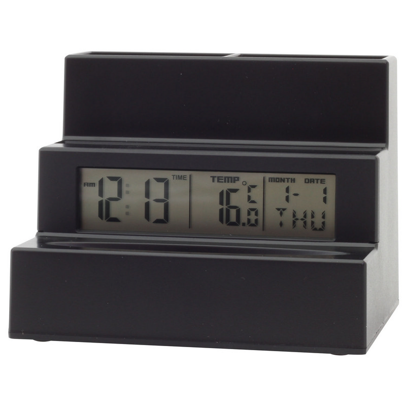 Digi Desk Caddy - Black