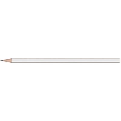 HB Pencil - Matt White